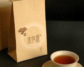 清悟源茶楼品牌设计