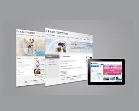 中国国际裘皮革制品交易会网站设计