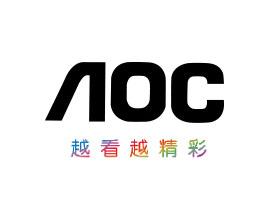 AOC艾德蒙科技品牌策划